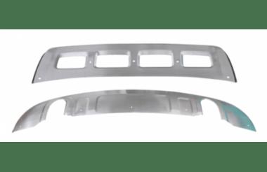 Body Kit Q5 2008-2016 Esi- ja tagastange liistud, teras, 2tk.