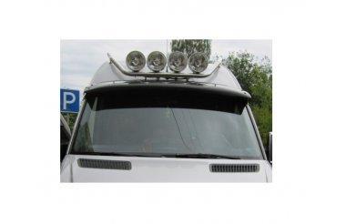 Sprinter W905 2000-2005 kandur katusele, neli lisatuled