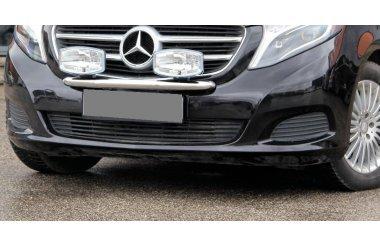 Mercedes Vito 2015+ kolme tulede kinnitus, raud 60mm