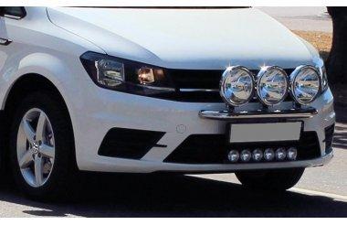 Volkswagen Caddy 15- kolme tulede kinnitus, raud 60mm