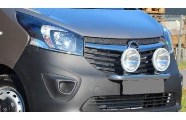 Opel Vivaro 2015+ kolme tulede kinnitus, raud 48mm