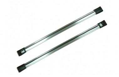 Katuseraamid Wingbar, läikivad, kuni 150cm, (2tk.)