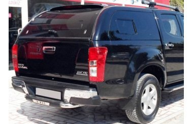 D-Max 2012+ doublecab, Kastikate Starbox