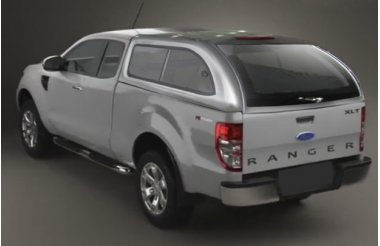 Ranger T6 2011+ Kastikate/Kastikarp extra cab