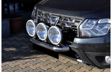 Dacia Duster 2010+kolme tulede kinnitus, raud 60mm
