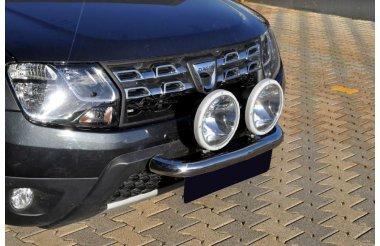 Dacia Duster 2010+kahte tulede kinnitus, raud 60mm