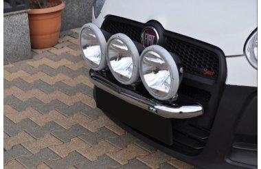 Fiat Doblo 2010+kolme tulede kinnitus, raud 60mm