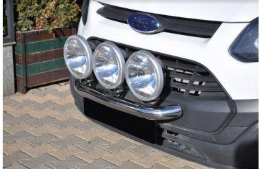Ford Transit/Tourneo Custom 2013+kolme tulede kinnitus, raud 60mm