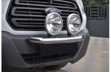 Ford Transit 2014+kahte tulede kinnitus, raud 60mm