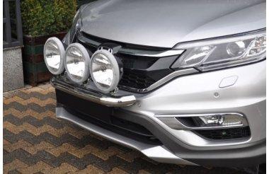 Honda CR-V 2013+kolme tulede kinnitus, raud 60mm
