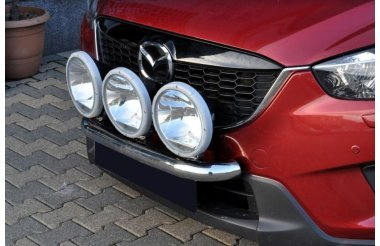 Mazda CX-5 2012+kolme tulede kinnitus, raud 60mm