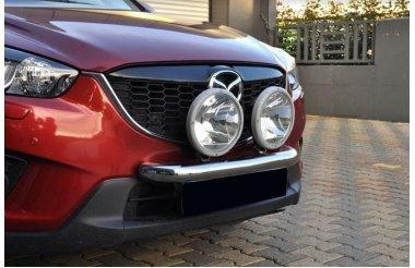 Mazda CX-5 2012+kahte tulede kinnitus, raud 60mm