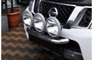 Nissan Navara D40 2005-2015kolme tulede kinnitus, raud 60mm