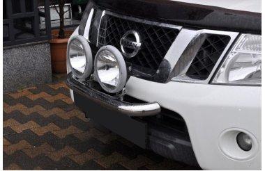 Nissan Navara D40 2005-2015kahte tulede kinnitus, raud 60mm