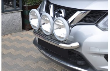 Nissan X-Trail T32 2015+kolme tulede kinnitus, raud 60mm