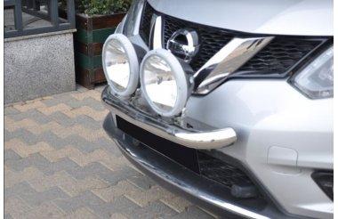 Nissan X-Trail T32 2015+kahte tulede kinnitus, raud 60mm