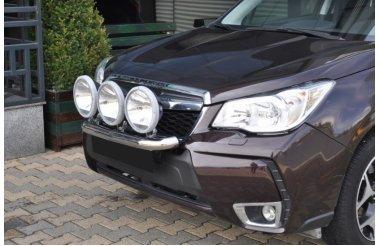 Subaru Forester 2014+kolme tulede kinnitus, raud 60mm