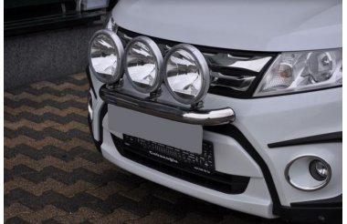 Suzuki Vitara IV 2014+kolme tulede kinnitus, raud 60mm