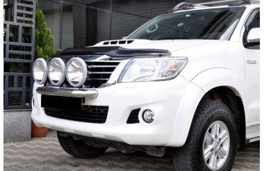 Toyota Hilux 2012-2014kolme tulede kinnitus, raud 60mm