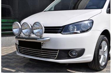 Volkswagen Caddy 2010+kolme tulede kinnitus, raud 60mm