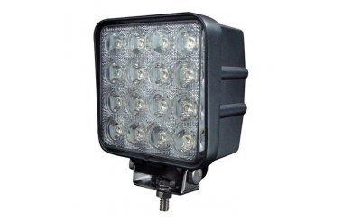 16 LED*3W, 3071Lm