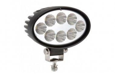 8 LED*3W, 664Lm