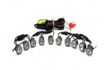 LED Mini 10x1W, E4 RCE87