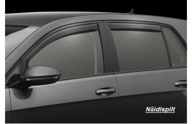 Tuulesuunajad Audi A4 Sd (B9) 2015, tihendite vahel, 4tk.